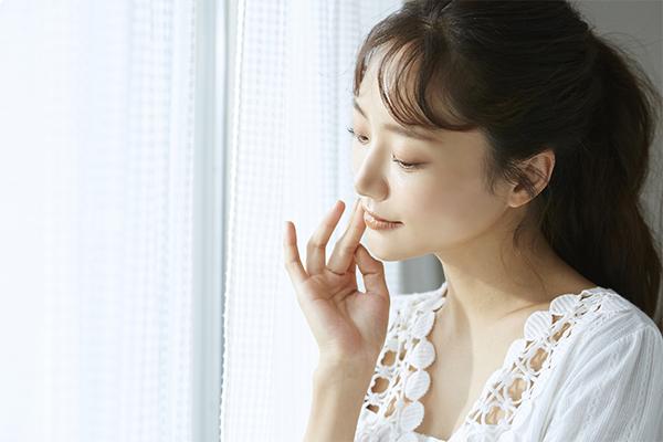 skin care, beauty portrait